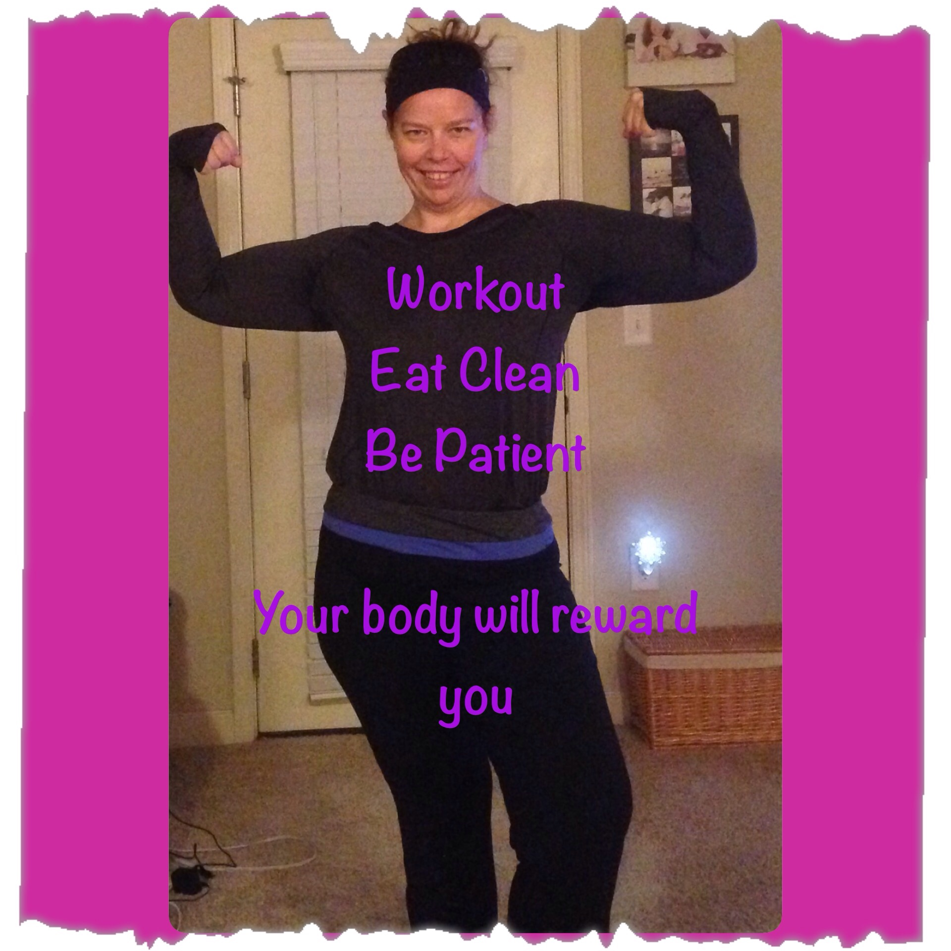 February, 5 Pounds Less of Me!!! PiYo Challenge Complete and